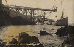 Embarcadero de Garachico 1920