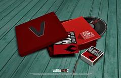 VATRA DVD BOX dummy