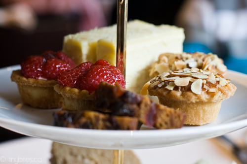 Bacchus: afternoon tea