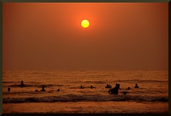 Sunset @ Kashid Beach