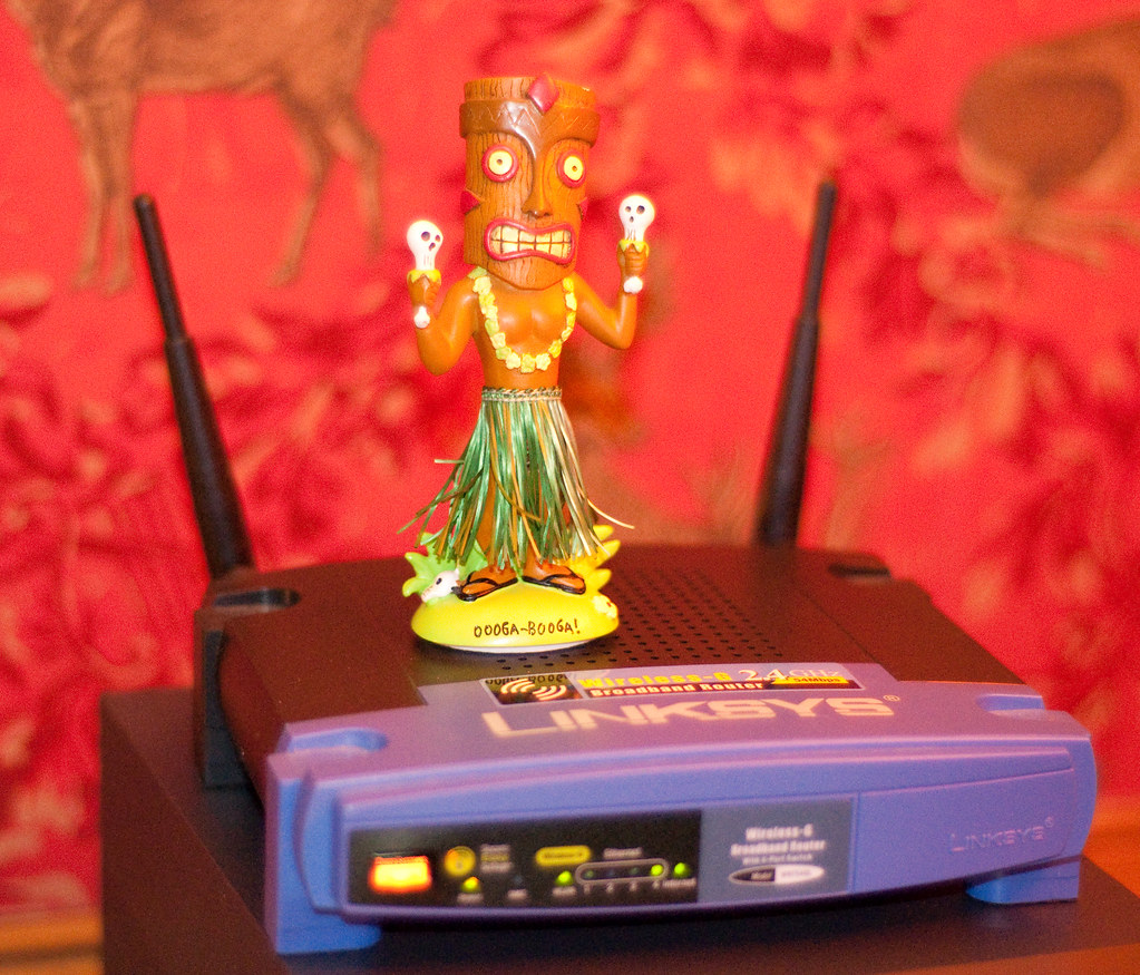 the wireless witch doctor