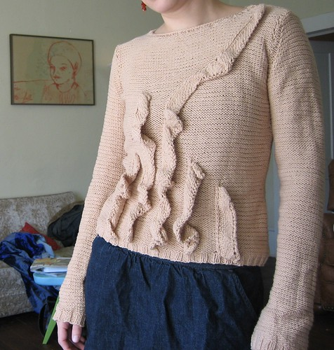 090330. frond pullover.