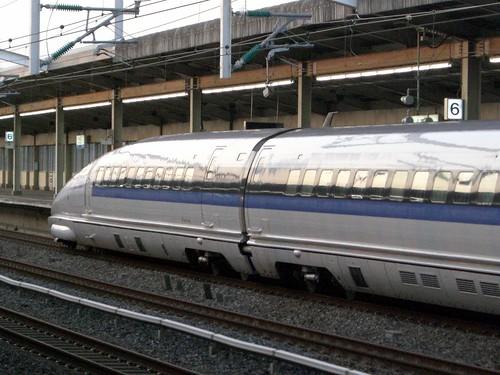 """500系新幹線こだま/500 series Shinkansen """"Kodama"""""""