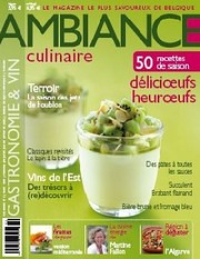 Ambiance culinaire Avril