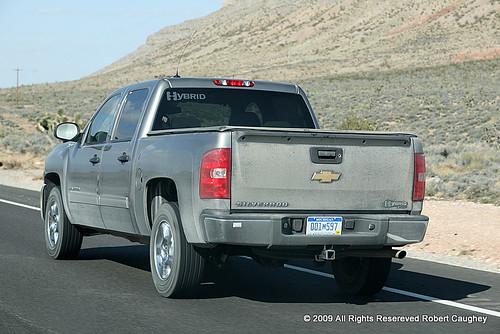 Chevy Hybrids