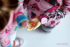 Cookies (Untuvikko) Tags: doll emilia bubble bjd rement fairyland msd salla shushu minifee dollndoll minifeeshushu