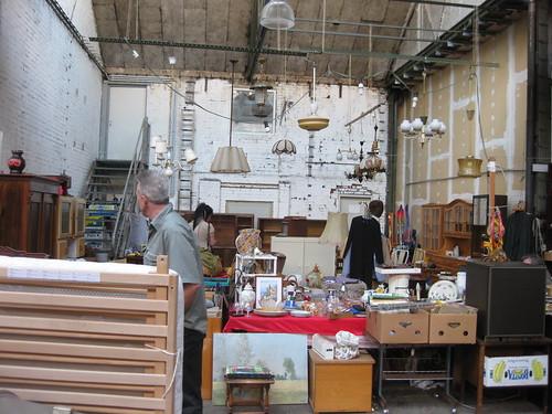 treptower park flea market