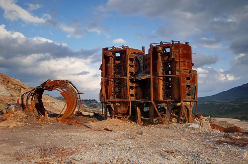 Zeehan smelters