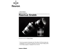 Rasmus Snabb « Fleuron - The British Journal of Typography and Design_1239959380787