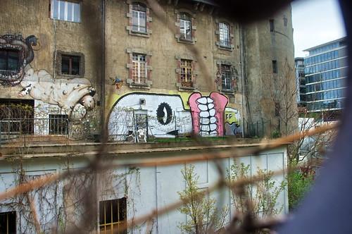 19, rue des Frigos, Paris