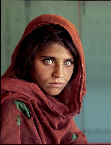 Afghan girl hi res