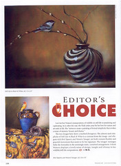 Wildlife Art Magazine August 2004