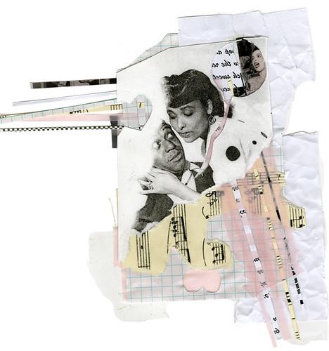 Collage- Lena Horne