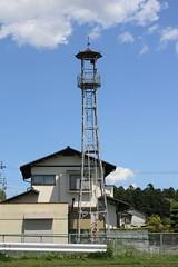 下広谷の火の見櫓(川越市)