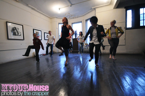 MYOUR House: Jumpin at the MYOUR for SSCAC