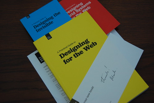 Designing for the web (book)