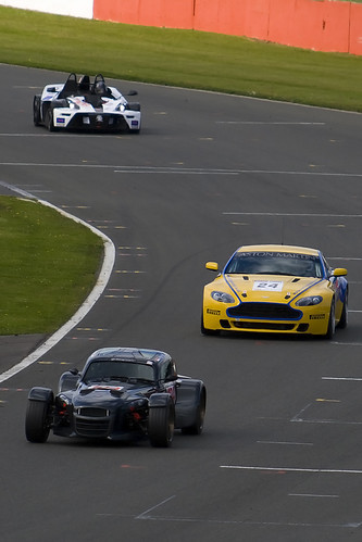 Race Cars Fia Gt4 European Championship 2009 Donkervoort D8gt