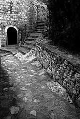 ... (Francesco Saverio Fienga) Tags: bw medieval bn borough borgo medievale avellino roccasfelice francescosaveriofienga