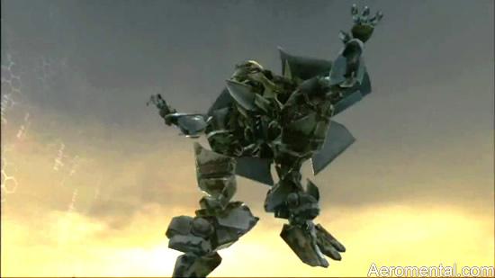 juego Transformers 2 Aerialbot robot