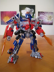 Leader Optimus Prime