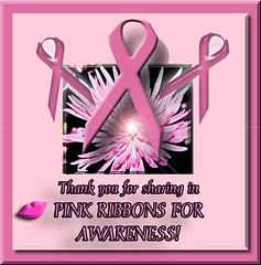 Pink Ribbons for Awareness