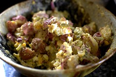 roseanne cash's americana potato salad