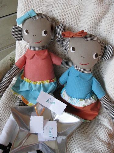 Molly Monkey Twins