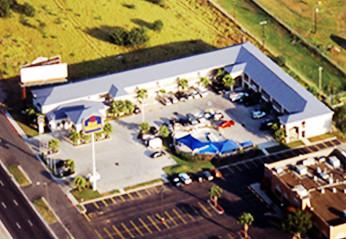 Hotel near McAllen-Miller Int'L Airport
