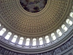 Ceiling of the Capitol Rotunda