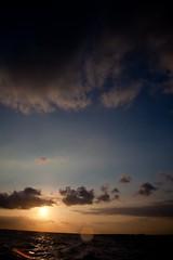 20090508 306 NaPali sunset sail (scottdm) Tags: kauai 2009 napalicoast may2009
