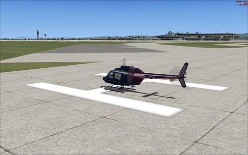 Dodosim Bell 206 Jetranger by Calistah