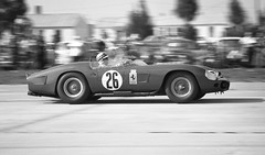 1962 Sebring 12 Hour Race (Nigel Smuckatelli) Tags: ferrari sebring 1962 nart stirlingmoss sebring12hourrace ferrari250tri61 1962sebring12hourrace johnfulp