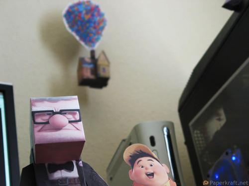 pixar up house model. Disney Pixar Up 013