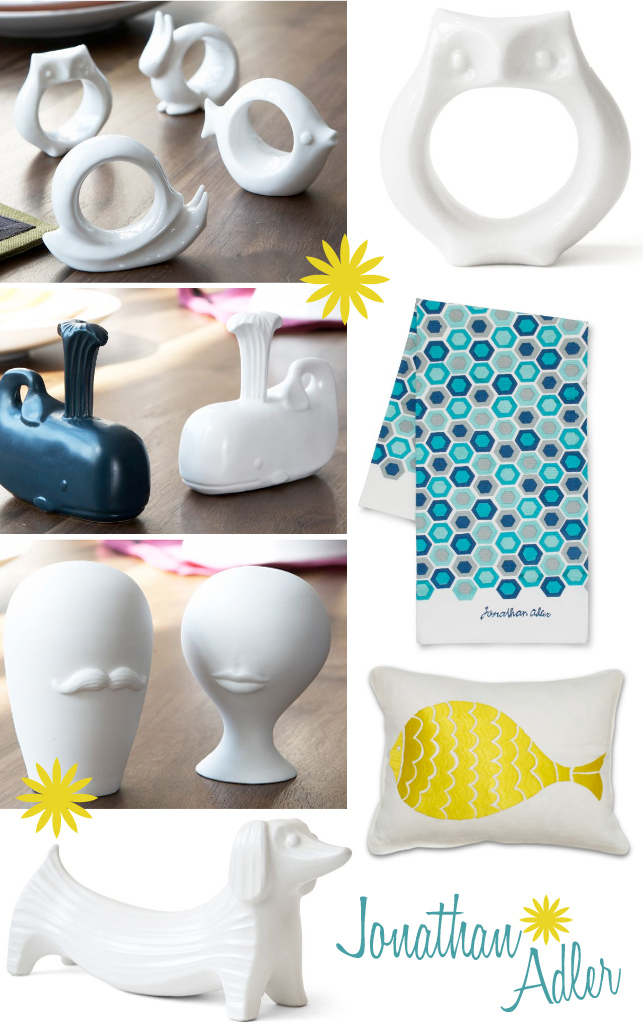 New Jonathan Adler Animals