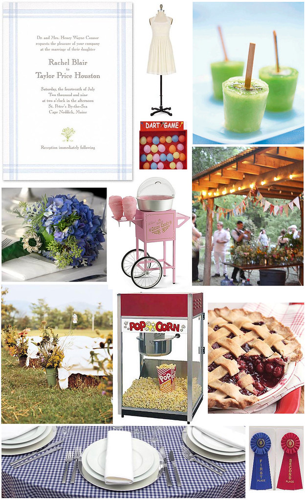 Reader Request: A Country Fair Wedding