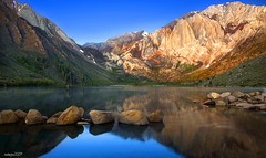 Convict Lake (raineys) Tags: california nature landscape searchthebest convictlake raineys impressedbeauty excellentscenic vosplusbellesphotos mountainhighworkshop