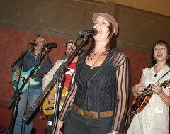 Felecia, Sharon, Susan Hyde Holmes, Jono Manson