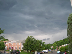 A scary storm rolls in 08 (octopus.gallery) Tags: sky storm scary thunderstorm rollingin roiling aroundtheneighborhood