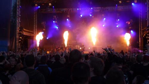 Children of Bodom@Rockerry2008