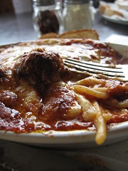 Baked Spaghetti - Pharos Pizza