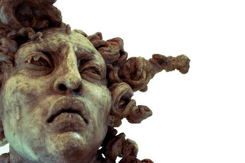 Glaskunst Sculptuur Vrouw