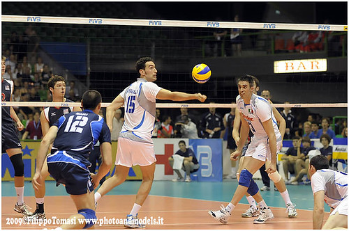 Italia Usa world league Florence