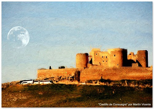 Castillo de Consuegra. Toledo
