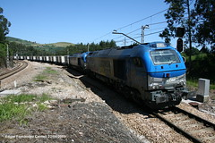 Carbonero Comsa rail transport (Trenero EFC) Tags: train tren transport rail railway locomotive locomotora ferrocarril carbonero villabona comsa