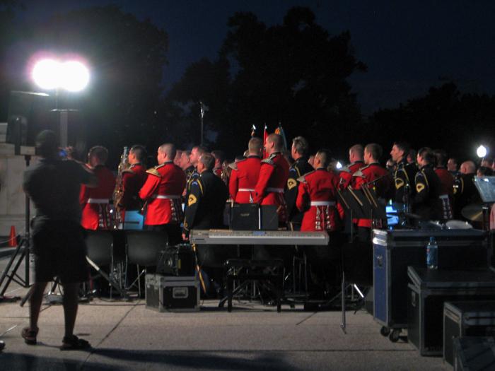 US-Canada Concert