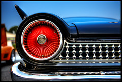 Ultramodern Automobile Design (Jeff_B.) Tags: california classic ford car america vintage newjersey automobile future americana 50s 500 fin googie atomic doowop 1950 futuristic starliner galaxie 1961 spaceage crusin kustomknights