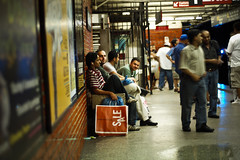 NYC subway :) (Khalid's lens) Tags: new york subway khalid