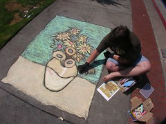 Thorax does Vincent Van Gogh