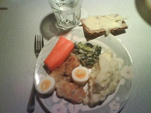 Veckans maträtt, v36