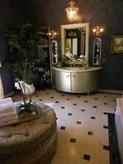 Mrs. Cravens' Bathroom - Roberta Martin Interiors. LLC